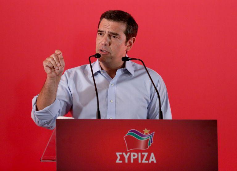 Τσίπρας στην ΚΕ ΣΥΡΙΖΑ : Να τολμήσουμε να φτιάξουμε το κόμμα ξανά από την αρχή | tovima.gr