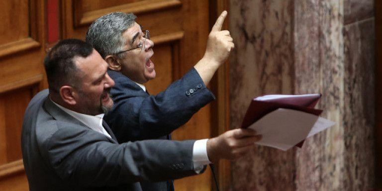 Την έδρα του ευρωβουλευτή ζητά η Χρυσή Αυγή από τον Λαγό | tovima.gr