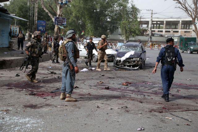 Αφγανιστάν: Τρεις νεκροί από επίθεση Ταλιμπάν σε ξενοδοχείο | tovima.gr