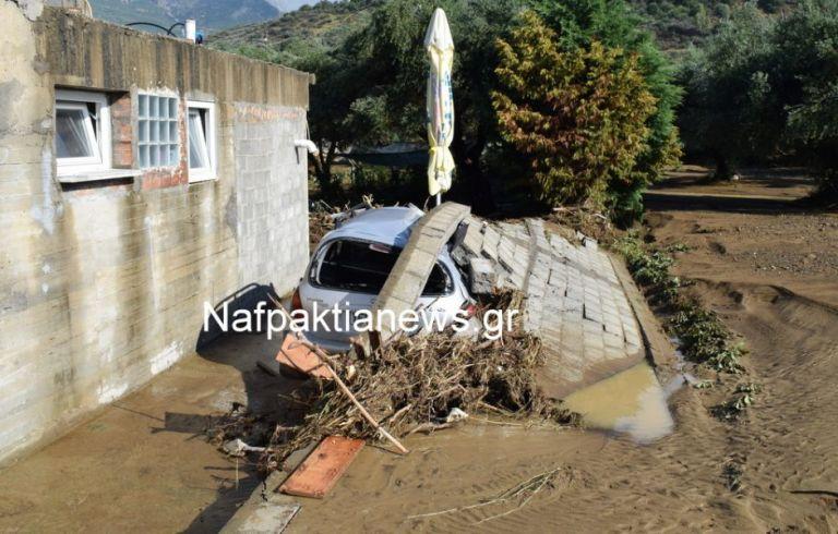 Κακοκαιρία : Μεγάλες ζημιές σε Αχαϊα, Ναυπακτία – Ερχεται νέο κύμα – Πού θα χτυπήσει   tovima.gr