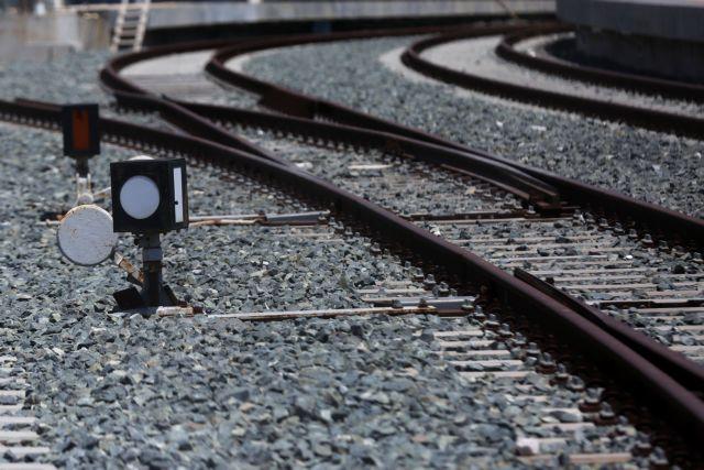 Κακοκαιρία : Προβλήματα στη σιδηροδρομική γραμμή Θεσσαλονίκης-Κατερίνης | tovima.gr