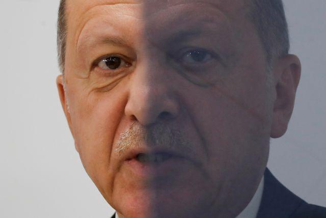 Ερντογάν προς ΗΠΑ: Δεν θα μείνουν υγιείς οι σχέσεις μας μετά το «όχι» για τα F-35 | tovima.gr