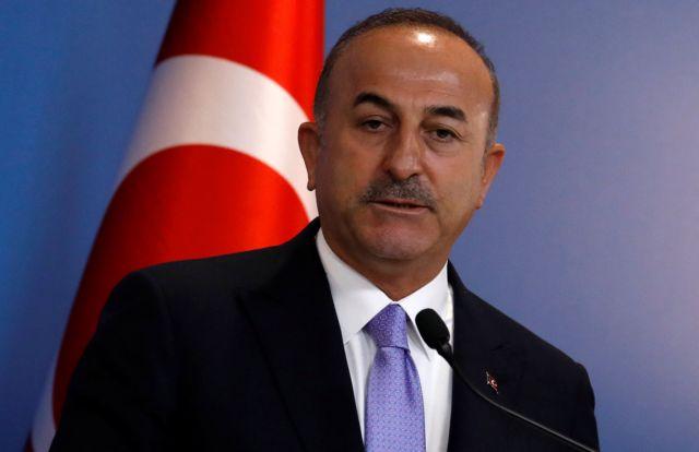 Απειλεί ο Τσαβούσογλου μετά την πρόταση Ακιντζί για συνδιαχείριση φυσικών πόρων στην Κύπρο | tovima.gr