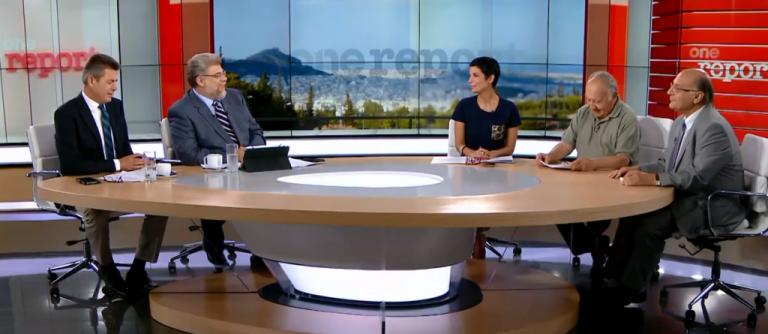 Οι αλλαγές στην Υγεία και ο αντικαπνιστικός νόμος στο «μικροσκόπιο» του One Channel   tovima.gr