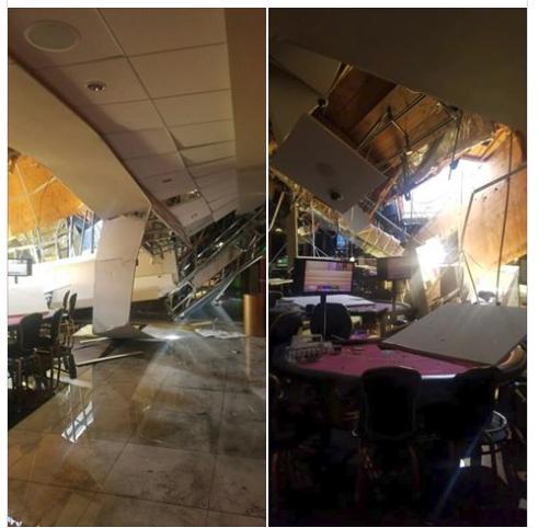 Κατέρρευσε οροφή καζίνο στην Καλιφόρνια – Τουλάχιστον 11 τραυματίες | tovima.gr