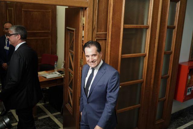 Επαφές Άδ. Γεωργιάδη για την επενδυτική συμφωνία με Κατάρ | tovima.gr