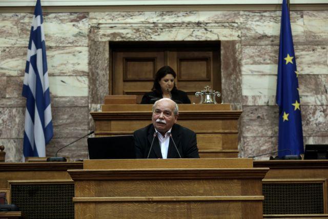 Βούτσης για Τασούλα: Θα είμαι θεσμικά κοντά του για να συνεχίσει το έργο που έχει γίνει | tovima.gr