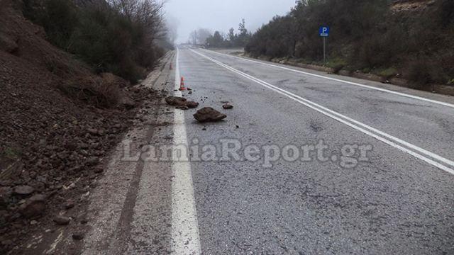 Ο Αντίνοος πλήττει την Φθιώτιδα : Πλημμύρισαν δρόμοι – Διακοπές ρεύματος | tovima.gr
