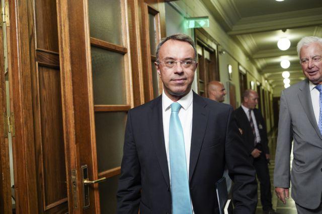 Οι 4 προτεραιότητες Σταϊκούρα για  μείωση φόρων σε νοικοκυριά – επιχειρήσεις | tovima.gr