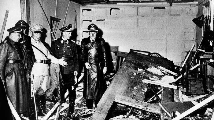 Νέες πτυχές της απόπειρας δολοφονίας κατά του Χίτλερ | tovima.gr