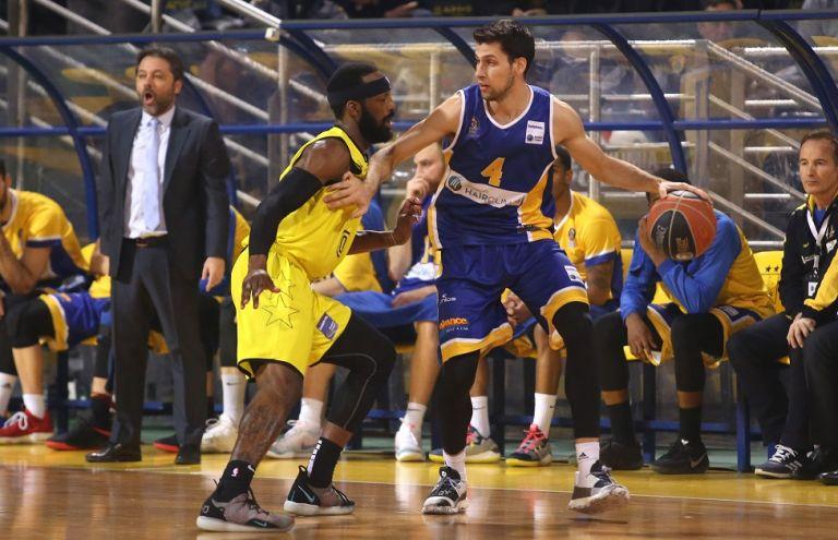 Basket League : Κοντά σε Λούντζη η ΑΕΚ | tovima.gr