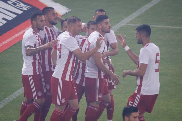 Ολυμπιακός και Νότιγχαμ: Με Γκερέρο το 2-0 των «ερυθρόλευκων» | tovima.gr