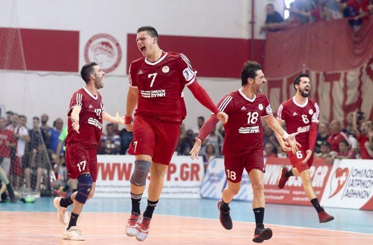 Χάντμπολ : Αντίπαλος του Ολυμπιακού στο EHF Cup η Μπόρατς | tovima.gr
