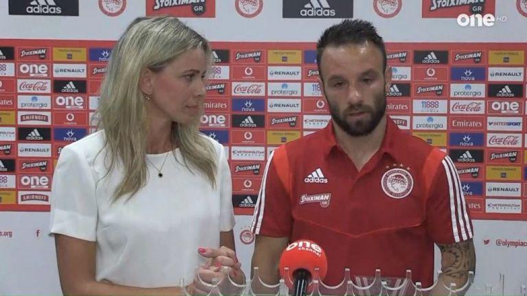 Βαλμπουενά στο One Channel: Θα κάνουμε τα πάντα για νίκη με Πλζεν | tovima.gr