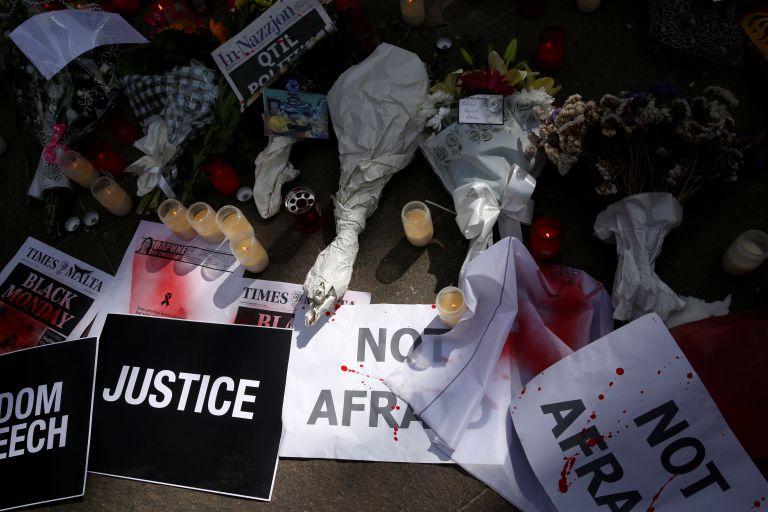 Μάλτα: Στο σκαμνί τρεις ύποπτοι για το φόνο της δημοσιογράφου Καρουάνα Γκαλίτσια | tovima.gr