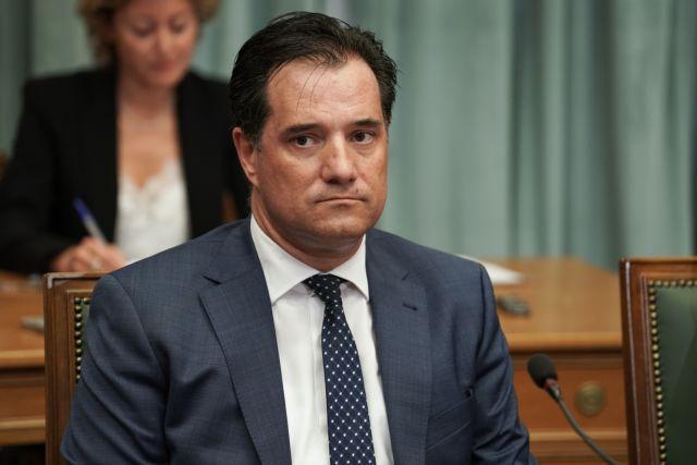 Τι πρότεινε ο ΣΒΕ για την περιφερειακή βιομηχανία στον υπουργό Ανάπτυξης και Επενδύσεων, Αδωνι Γεωργιάδη | tovima.gr