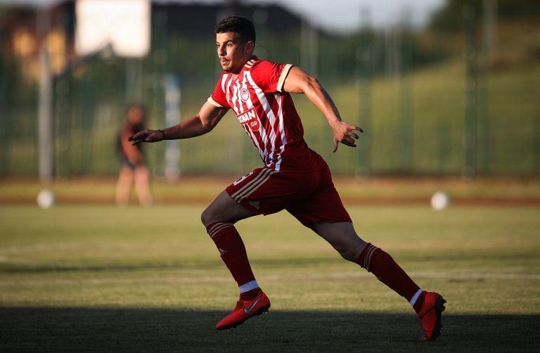 Ανδρούτσος : «Ολυμπιακός είμαστε, πάμε για τη νίκη» | tovima.gr
