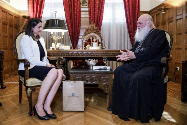 Κεραμέως: Θα διασφαλίσουμε τα μισθολογικά και συνταξιοδοτικά δικαιώματα των κληρικών   tovima.gr