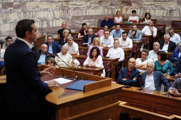 Ανακοίνωσε τους «σκιώδεις» υπουργούς ο ΣΥΡΙΖΑ | tovima.gr