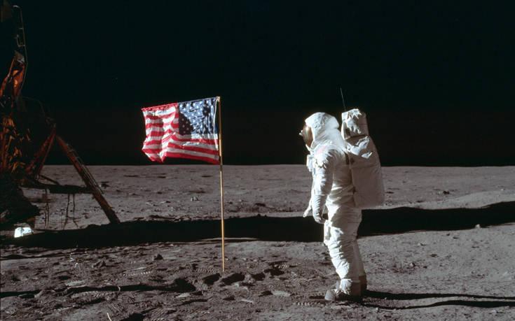 Η NASA γιορτάζει την αποστολή Apollo 11 στη Σελήνη | tovima.gr