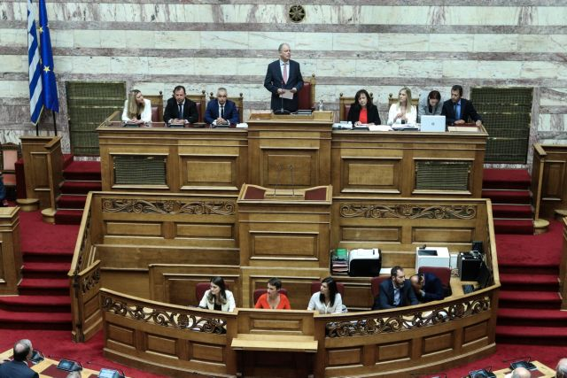 Σε εντατικούς ρυθμούς η Βουλή ενόψει προγραμματικών – Το χρονοδιάγραμμα | tovima.gr