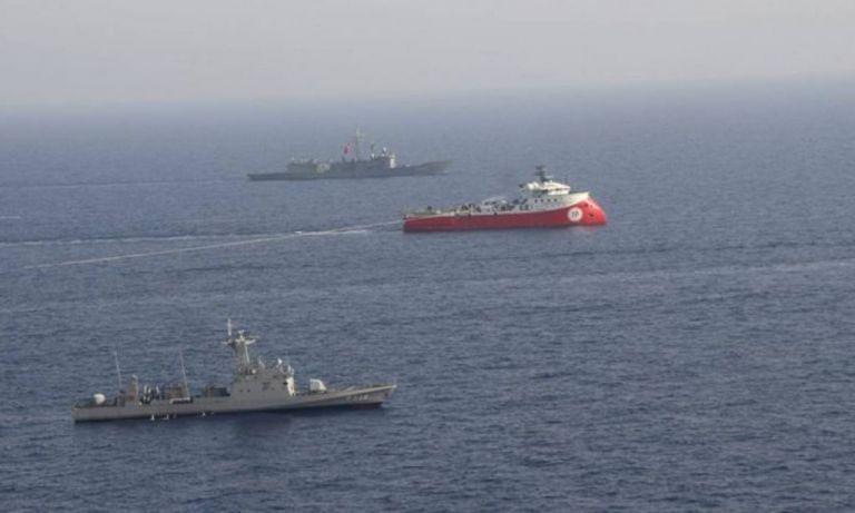 Φτιάχνει κλίμα έντασης ο τουρκικός Τύπος για το τέταρτο πλοίο | tovima.gr