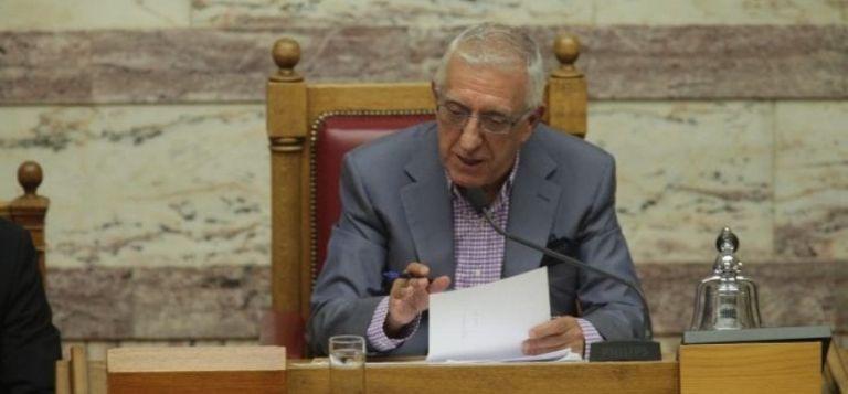 Ποιοι είναι οι πέντε βουλευτές που δεν ψήφισαν Νικήτα Κακλαμάνη για αντιπρόεδρο; | tovima.gr