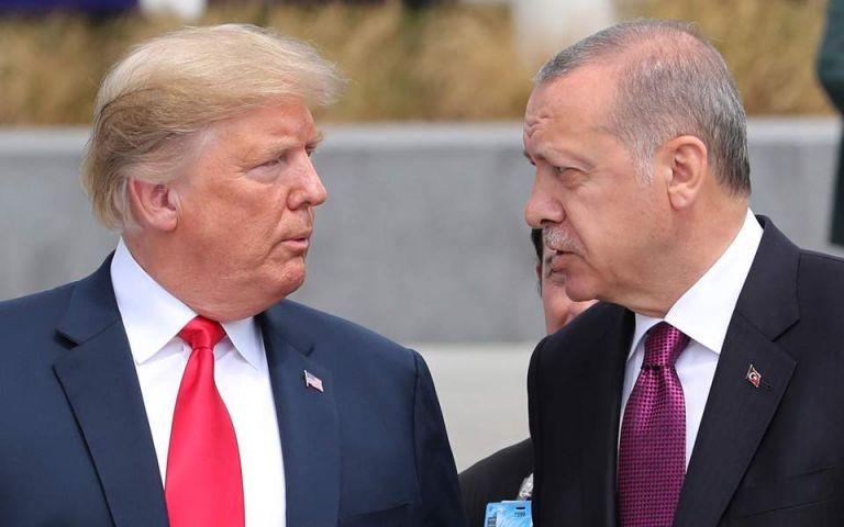 Στο κόκκινο η κρίση ΗΠΑ-Τουρκίας με φόντο τα F-35 : Πόσα δισ. χάνει η Αγκυρα | tovima.gr