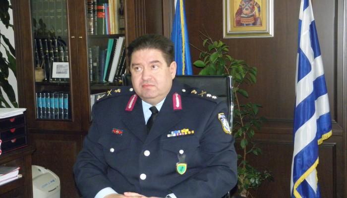 Ο Μιχάλης Καραμανλάκης είναι ο νέος αρχηγός της αστυνομίας | tovima.gr