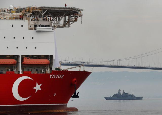 Συνεχίζεται η τουρκική προκλητικότα – και 4ο πλοίο στην αν. Μεσόγειο τον επόμενο μήνα | tovima.gr