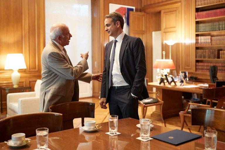 Πρεμ Γουάτσα προς Κυρ. Μητσοτάκη:Η Ελλάδα θα είναι μία άλλη χώρα αν κάνετε αυτά που λέτε | tovima.gr