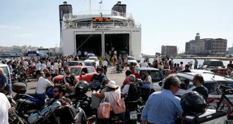 Σεισμός: Λειτουργεί κανονικά το λιμάνι του Πειραιά, με μικρές καθυστερήσεις στα δρομολόγια | tovima.gr