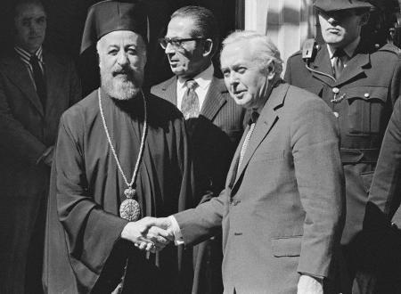 Το πραξικόπημα της 15ης Ιουλίου 1974 κατά του Μακαρίου | tovima.gr