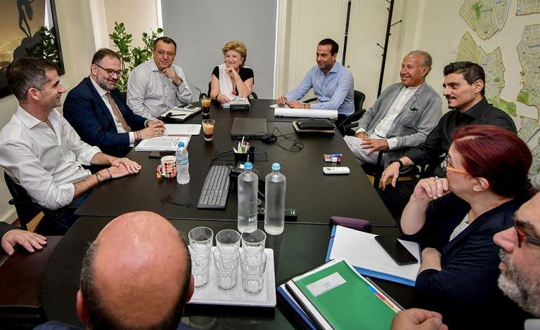 Συνεδρίασε η ομάδα εργασίας για Βοτανικό, αποθέωση για Γιαννακόπουλο | tovima.gr