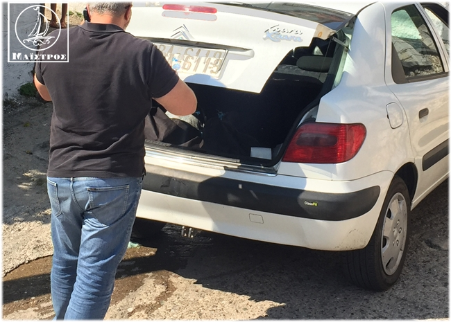 Κινηματογραφική καταδίωξη με πυροβολισμούς στην Αμφιλοχία | tovima.gr