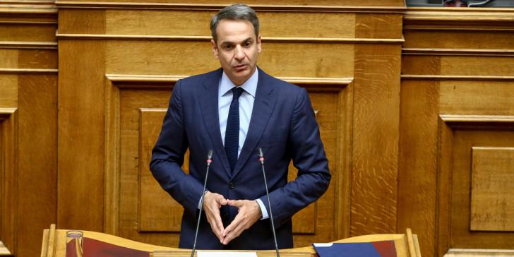 Μητσοτάκης στην ΚΟ:  Προτείνω ως γραμματέα της Κοινοβουλευτικής Ομάδας  τον Σταύρο Καλαφάτη | tovima.gr