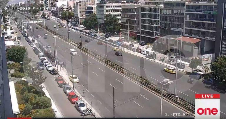Αποκλειστικό βίντεο One Channel: Τα 15 δευτερόλεπτα που τρομοκράτησαν την Αττική   tovima.gr