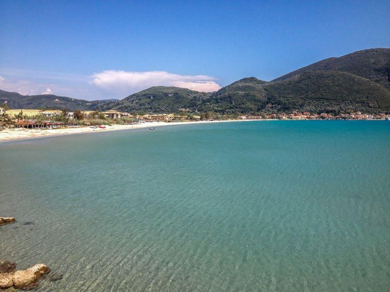 Βασιλική Λευκάδας: Ο παράδεισος του γουίντ σέρφινγκ   tovima.gr