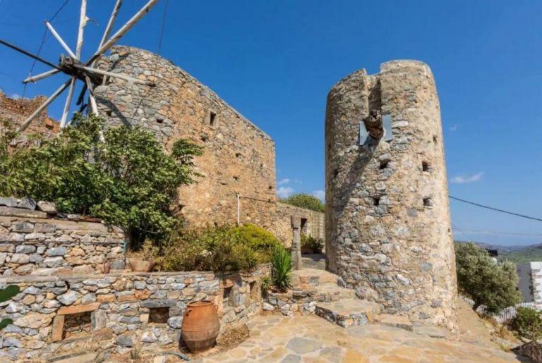 Κρήτη: Ο δημοφιλέστερος ανεμόμυλος στο Λασίθι | tovima.gr