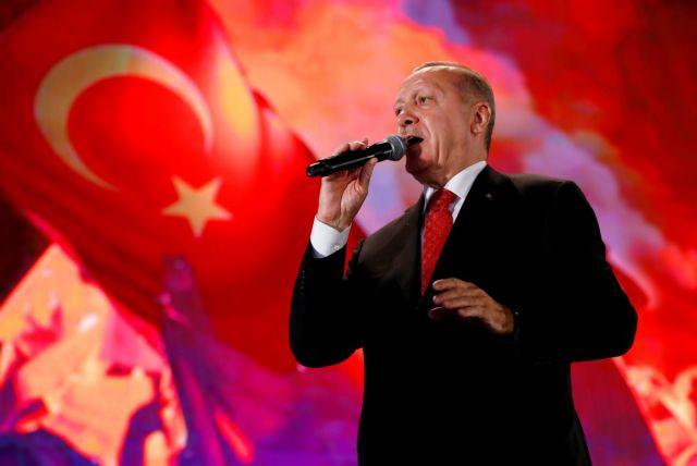 Προκαλεί ο Ερντογάν για την επέτειο «Αττίλα»: Μπορούμε να εισβάλουμε ξανά στην Κύπρο | tovima.gr