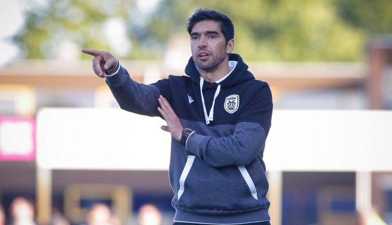 ΠΑΟΚ – Φερέιρα: «Οι παίκτες νικητές κάνουν την καλή ομάδα, όχι οι ακριβοί» | tovima.gr