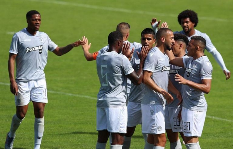 «Ξεμπούκωσε» για τα καλά ο ΠΑΟΚ, 4-0 τη Σιντ Τρούιντεν | tovima.gr