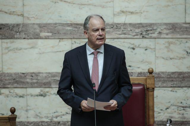 Τασούλας: Απολύτως λειτουργική η Βουλή μετά το σεισμό | tovima.gr