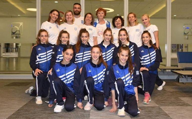Επιτυχημένο ξεκίνημα για τις Ελληνίδες στο παγκόσμιο πρωτάθλημα ρυθμικής νεανίδων   tovima.gr