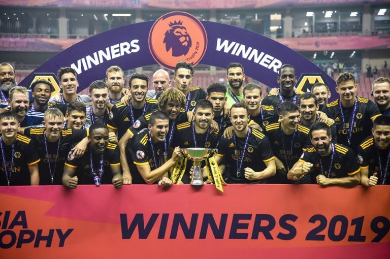 Premier League Asia Trophy : Η Γουλβς… δάγκωσε τη Σίτι στα πέναλτι | tovima.gr