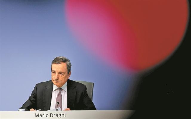 O Ντράγκι ξαναγέμισε το… μπαζούκας του QE   tovima.gr