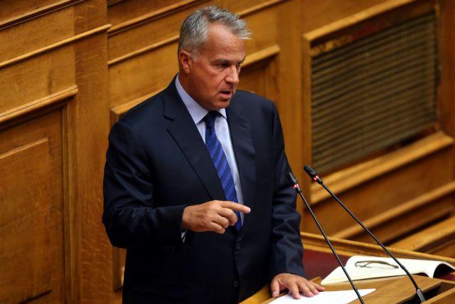 Βορίδης: Η θέση της ΝΔ για τη Συμφωνία των Πρεσπών είναι ξεκάθαρη   tovima.gr
