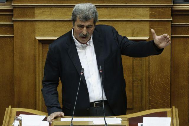 Πολάκης: Ο ΣΥΡΙΖΑ κράτησε την Κρήτη σαν μια μεγάλη γαλατική επαρχία | tovima.gr