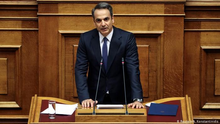 Γερμανικός Τύπος : «Ο Μητσοτάκης θα τηρήσει τις δημοσιονομικές δεσμεύσεις»   tovima.gr