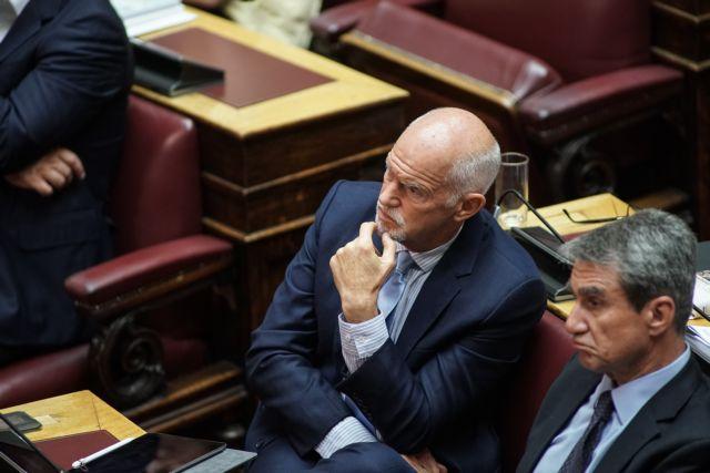 Επιμένει ο Παπανδρέου ότι λεφτά υπήρχαν : Το απέδειξα, αλλά χάλασα την πιάτσα | tovima.gr